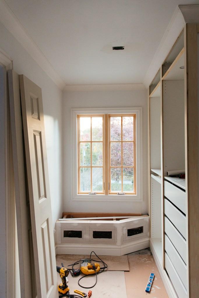 Fantastic How To Build A Radiator Window Bench Erin Kestenbaum Machost Co Dining Chair Design Ideas Machostcouk