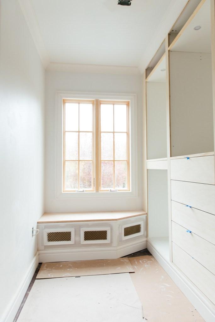 Excellent How To Build A Radiator Window Bench Erin Kestenbaum Machost Co Dining Chair Design Ideas Machostcouk