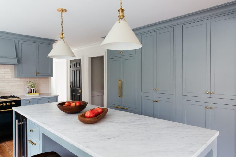 How We Decided On Marble Countertops And How To Care For Them Erin Kestenbaum