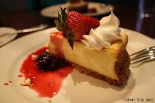 Cheesecake at Detroit Seafood Market (Photo by Erin Klema)