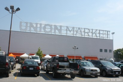 Union Market in Washington, D.C. | Where Erin Goes