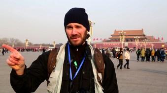 CHINA mark tieneman square
