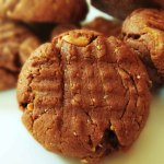 Butterless Nutella Cookies