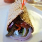 Vegetarian Umami Wrap Recipe