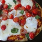 Easy Homemade Healthy Pizza Recipe