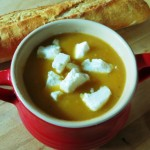 Butternut Squash and Ginger Soup Recipe