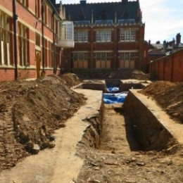 Richard III Trench