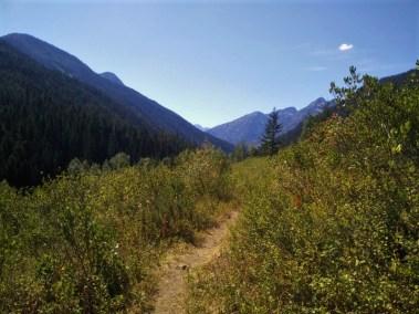 Trail South to Stehekin