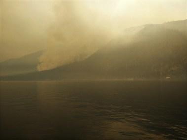 Chelan Complex Fire