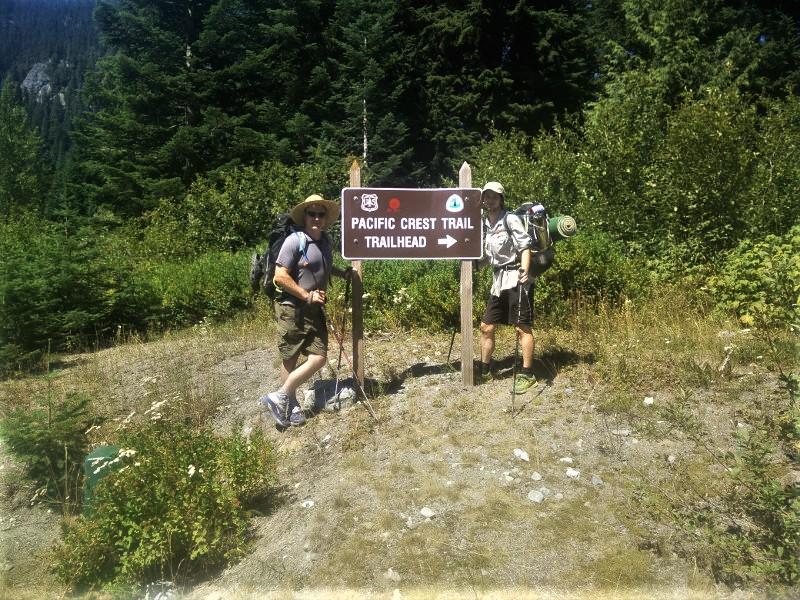 Snoqualmie Pass to Ridge Lake