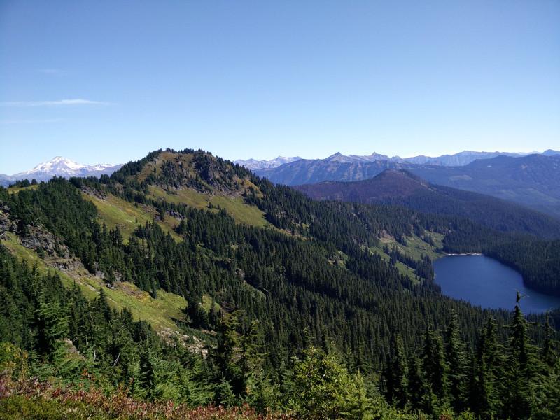Janus Lake to Mile 2,498.4