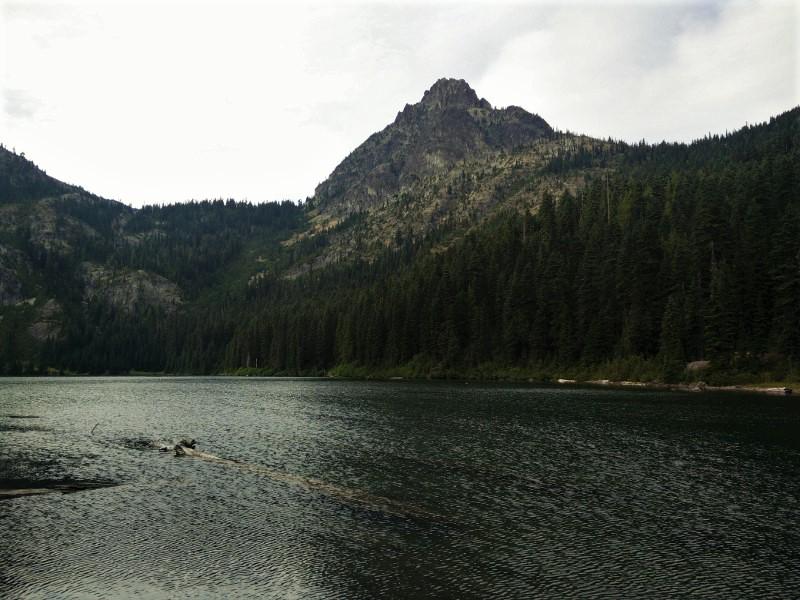 Small Tarn to Deep Lake
