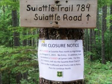 Fire Closure