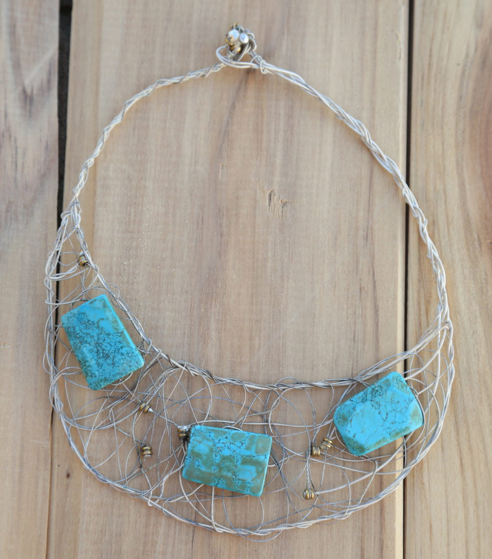 From Strings to Wearable Art