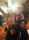 Sofia, Sienna, Me and Cinthia