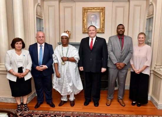 IRF Ministerial Highlights — Day Two