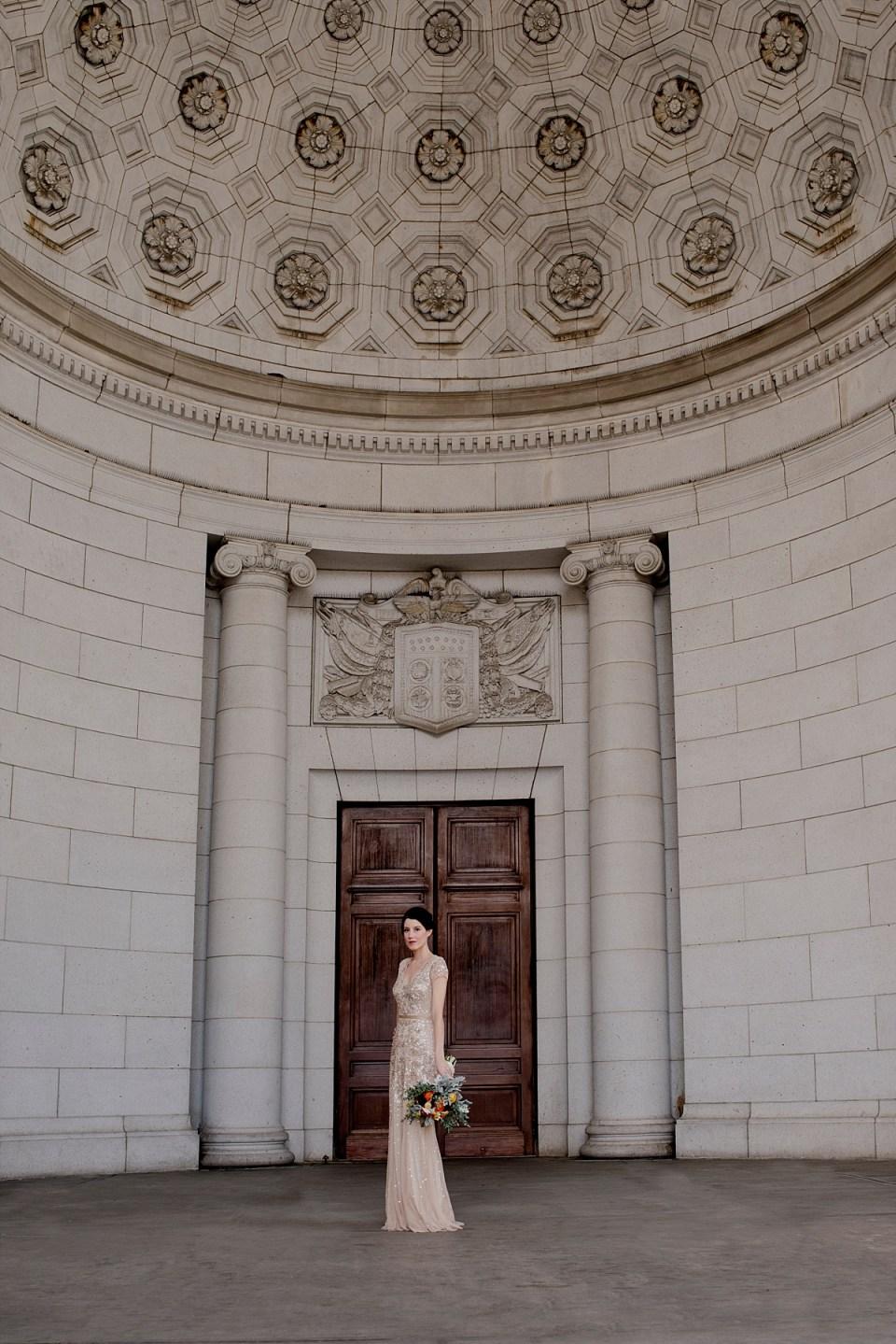 Fine Art Styled Wedding at Union Station Washington DC