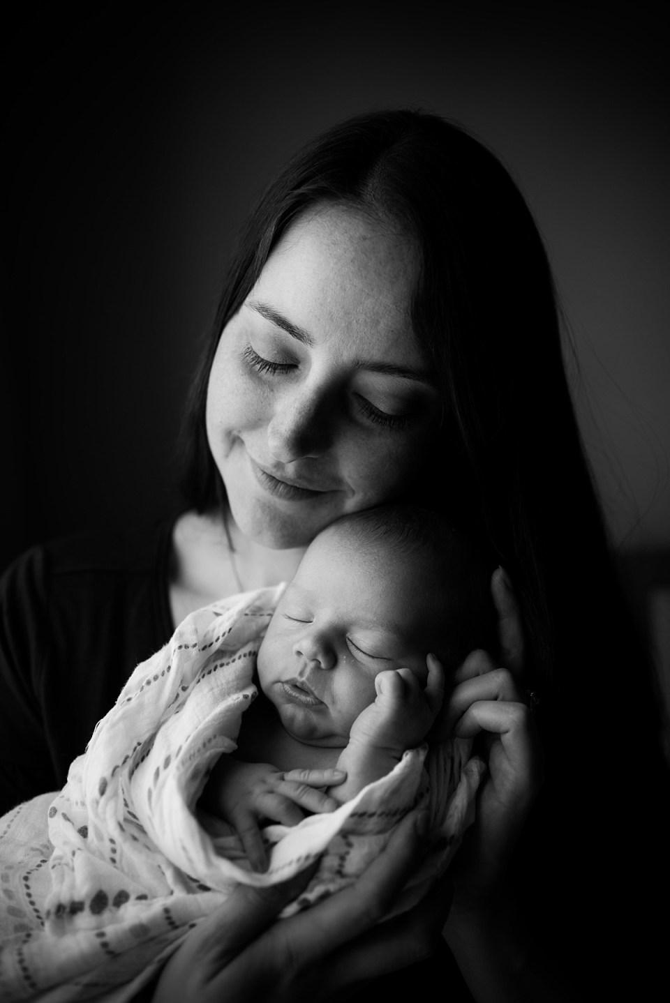 Cameron Station Newborn Photographer