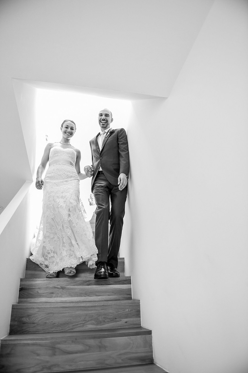 First Look Wedding before Washington DC Wedding by Erin Tetterton Photography