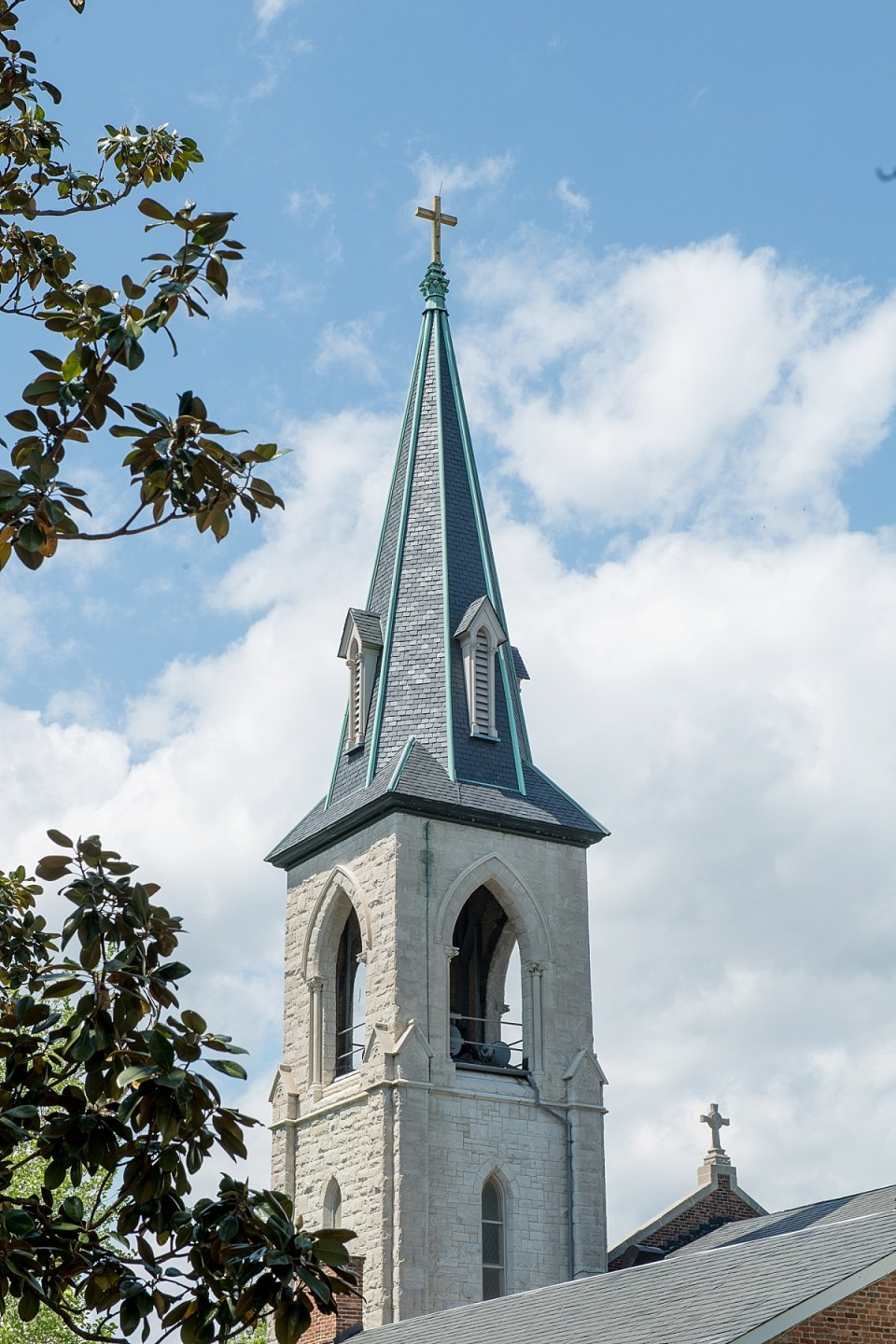 St. Mary's Bascilica in Old Town Alexandria by Erin Tetterton Photography