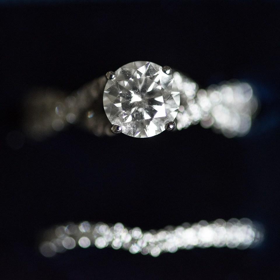 Enagement Ring Leesburg VA Wedding