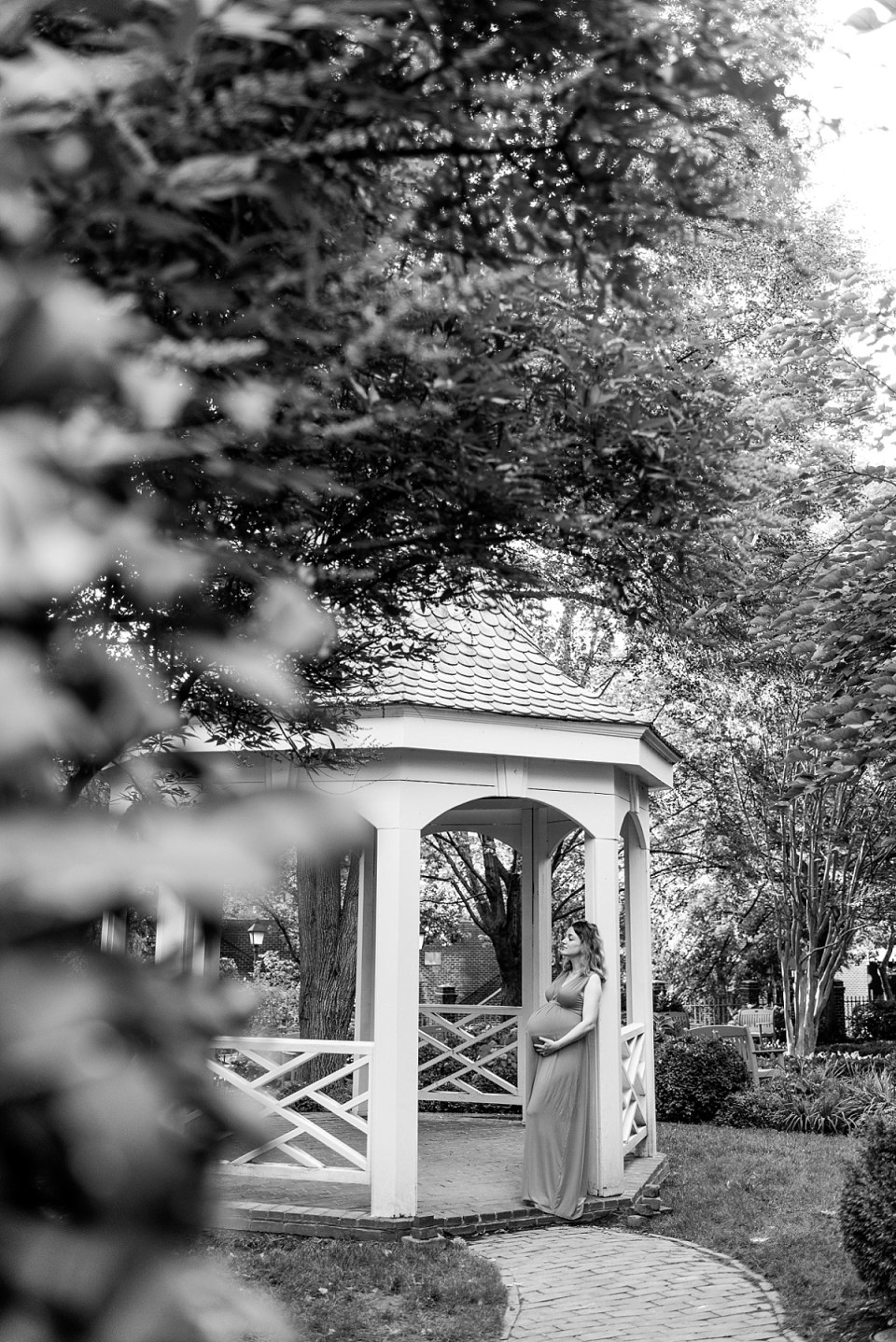 Carlyle House Maternity Session by Alexandria Maternity Photographer, Erin Tetterton Photography