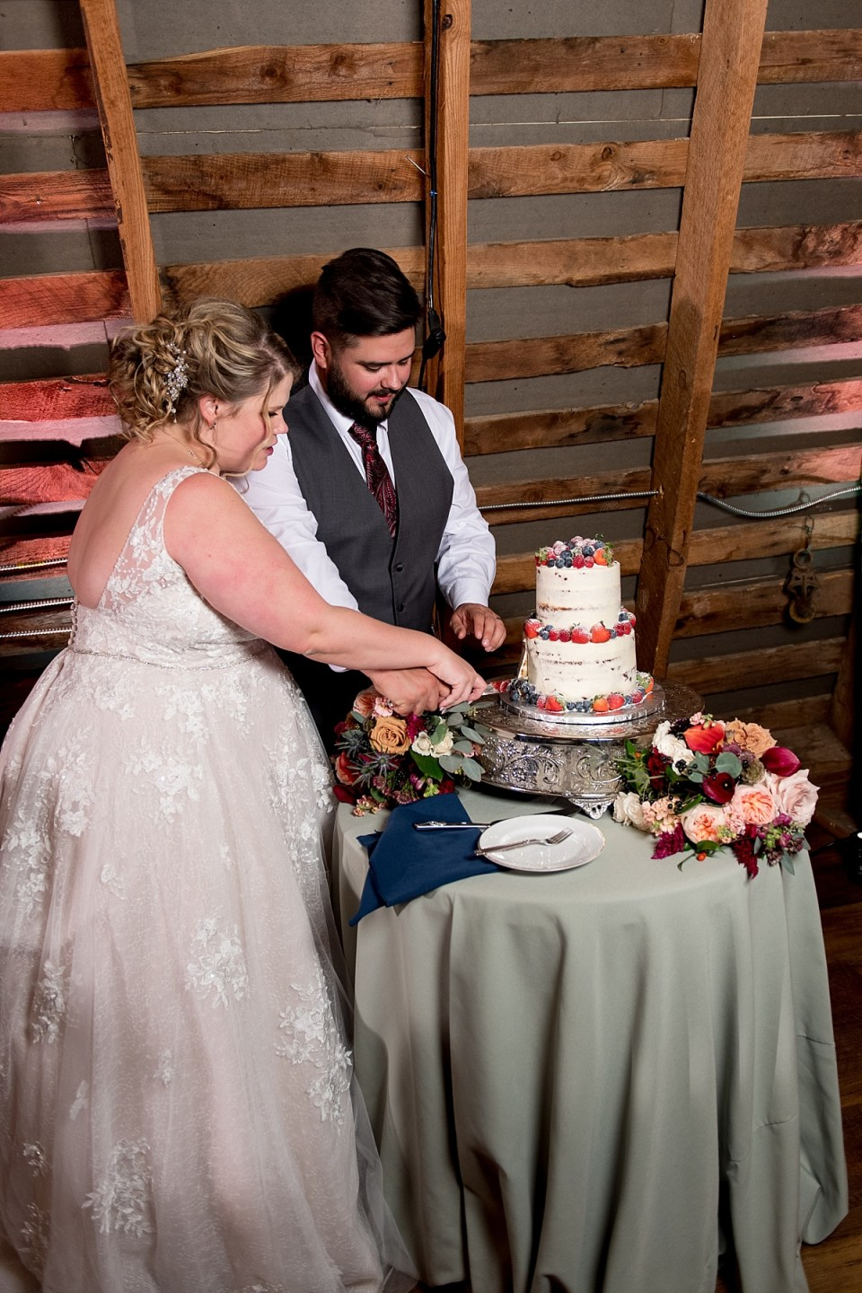 Cake Cutting at 48 Fields