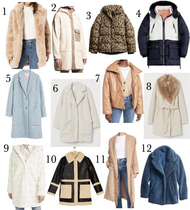 coats on a budget