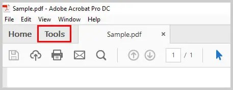 Adobe Acrobat DC Tools Tab | How to Insert Trademark, Copyright, and Registered Symbols in PDFs