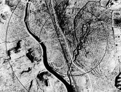 Nagasaki devastada tras la explosión atómica