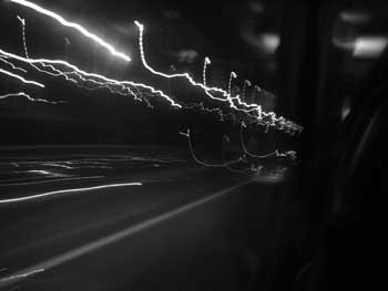 autopista de vuelta