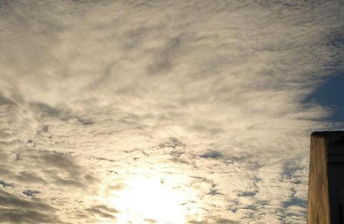 cielo abierto