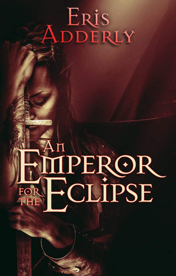 An Emperor for the Eclipse alternate cover featuring Kadrian Ayzhus