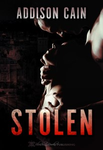 Alpha's Control Book 1: Stolen by Addison Cain