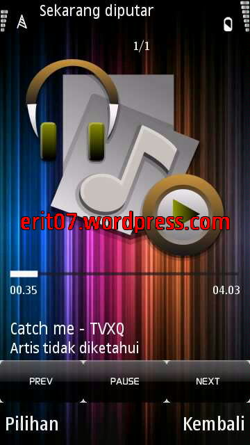 pemutar musik tema plazma full icon by erit07