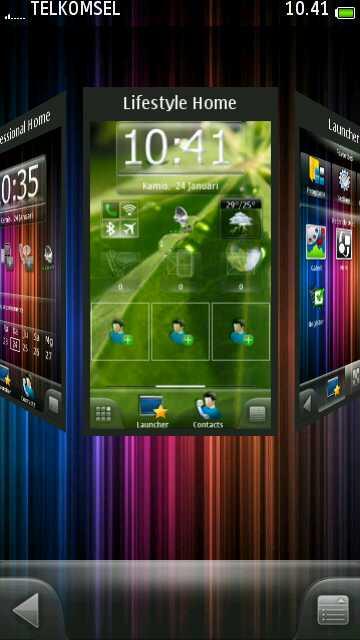 menu1 SPB MobileShell v3.7.537 by erit07