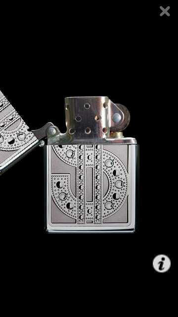buka penutup Zippo Lighter by erit07
