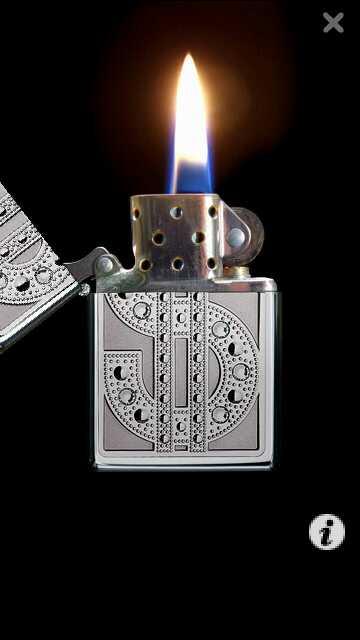 nyalakan Zippo Lighter by erit07