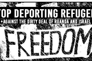 Worldwide demonstrations against Israeli deportations