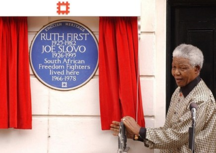 Mandela First Slovo