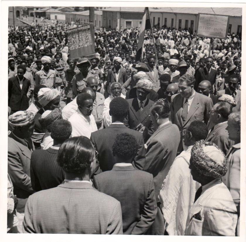 UN commissioner Eritrea 12 Nov 51