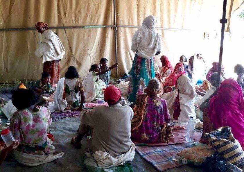 Eritrea drought, malnutrition and cholera