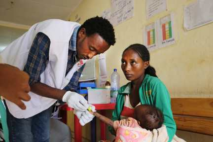 Nutritional crisis in southern Ethiopia