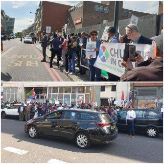 Eritrea London