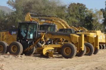 EU Road Building Eritrea