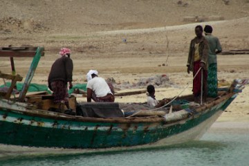 Afar Fishermen