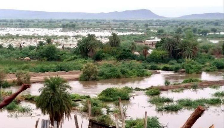 Afar flooding Ethiopia