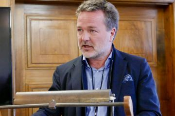 Prof Kjetil Tronvoll
