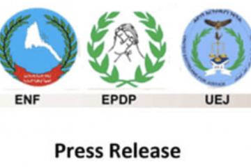Eritrean political parties
