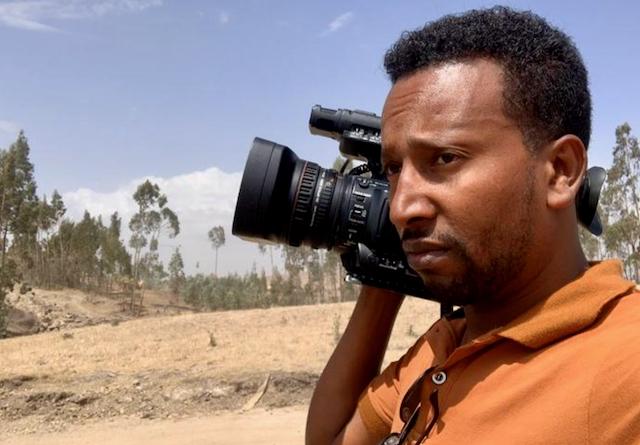 Reuters cameraman Kumerra Gemechu